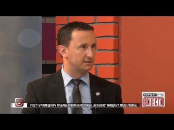 Gost Vijesti u 16.30: Gradonačelnik Trebinja Mirko Ćurić (VIDEO)