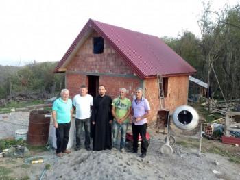 Foča: Kuća za Vita Škipinu stavljena pod krov