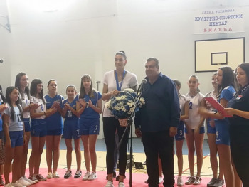 ДОЧЕК ЗА ХЕРОИНУ: Тијана Бошковић стигла у Билећу (ФОТО)