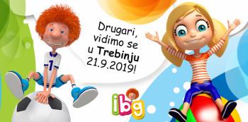 'Jaffa Igre bez granica' prvi put stižu u Trebinje