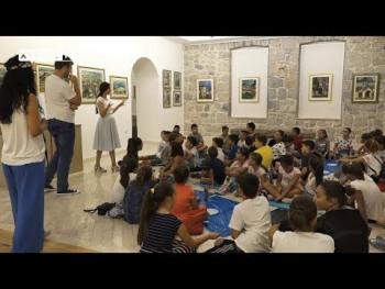 U Muzeju Hercegovine počele obrazovne radionice (VIDEO)