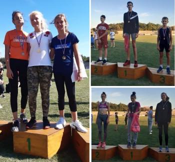 Pet medalja za atletičare 'Trebinja' na mitingu u Čitluku