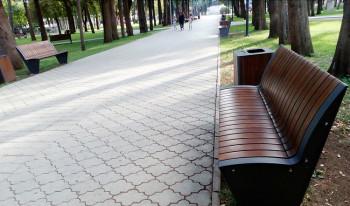 Dopunjena komunalna oprema u gradskom parku