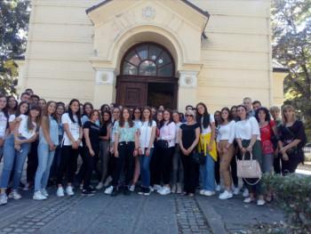Nevesinjske i niške gimnazijalce povezala istorija i pravoslavlje