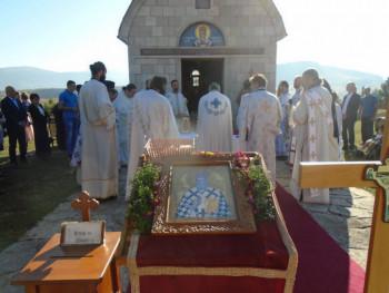 Manastir Svetog Petra Zimonjića obilježio Krsnu slavu