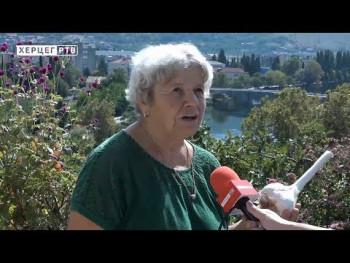Trebinje: Bijeli luk za Ginisa! (VIDEO)