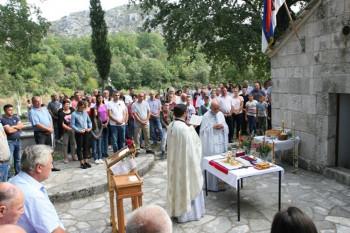 Crkva u Šćenici proslavlja krsnu slavu