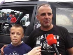 Džipijada Bileća 2015 (VIDEO)