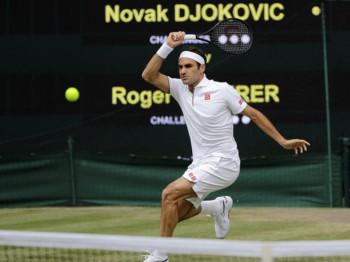 Federer: Plakao sam poslije poraza od Đokovića na Vimbldonu
