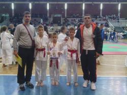 Karatisti Veleža osvojili šest zlatnih medalja u Višegradu