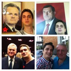 Gačanin hit na društvenim mrežama zbog selfi fotografija sa političarima