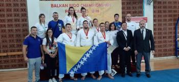Veliki uspjeh takmičara DŽK 'Berkovići'na Prvenstvu Balkana za kadete i kadetkinje