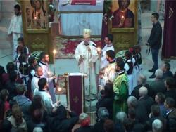 Vladika Grigorije služio Svetu arhijerejsku liturgiju u Foči