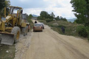 Vlada RS i Opština Nevesinje finansiraju asfaltiranje puta Udbina - Lukavac