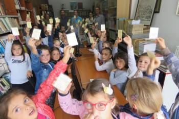Narodna biblioteka Nevesinje otvorila vrata mališanima