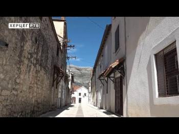 Potpuno uređenje Starog grada do 2022. godine (VIDEO)