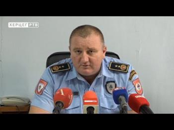 Rasvijetljen slučaj paljevine automobila policijskog sužbenika (VIDEO)