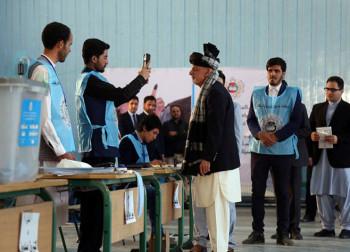 Избори у Авганистану почели експлозијом, 15 особа рањено (ФОТО)