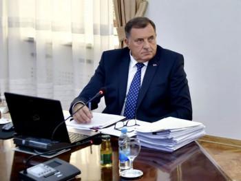 Dodik čestitao jevrejsku Novu godinu - Roš Hašane