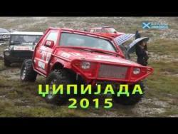 Reportaža: Bilećka džipijada 2015