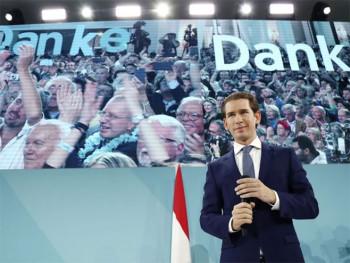 Партија Себастијана Курца убједљиви побједник избора у Аустрији