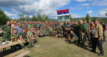 Tradicionalnim druženjem lovaca otvorena lovna sezona u Nevesinju