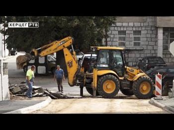 Rekonstrukcija više saobraćajnica na području opštine Nevesinje (VIDEO)