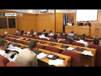 Trebinje: 27. redovna sjednica gradskog parlamenta (VIDEO)