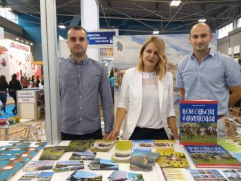 Turistička ponuda Nevesinja na novosadskom sajmu