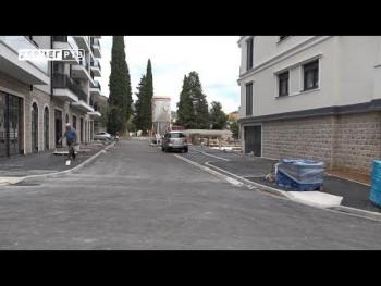 Uređenje infrastrukture u sklopu regulacionog plana Sjeverni logor (VIDEO)