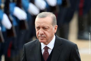 Ердоган данас стиже у Београд, посјета у знаку економије