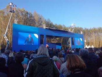 Dodik: Istorijski dan za region, velikim putevima ljudi dolaze