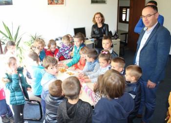 Najmlađi sugrađani tokom dječije nedjelje istakli svoja prava