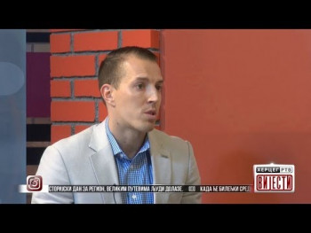 Gost Vijesti u 16.30: Marko Radić - direktor Turističke organizacije grada Trebinja (VIDEO)