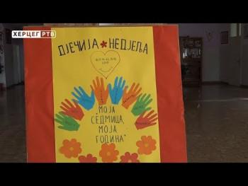 Ombudsman za djecu Republike Srpske danas u Trebinju (VIDEO)