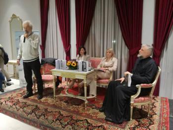 U Mostaru promovisana nova knjiga vladike Grigorija