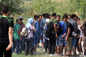 Становници билећких села због миграната страхују за животе