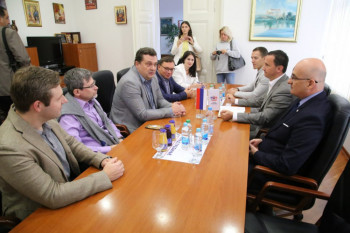 Ruski novinari u posjeti Trebinju