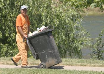 Jesenja akcija čišćenja Trebinja