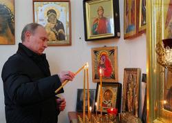MOSKVA: Rusi veruju u predsednika, Crkvu i vojsku