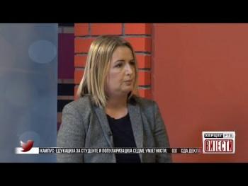 Gost Vijesti: Janja Ćapin, direktor JU Naša radost (VIDEO)