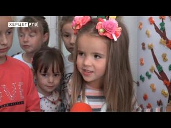Berkovići: Svake godine sve više djece uključeno u predškolsko vaspitanje (VIDEO)