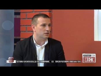 Gost Vijesti: Nedeljko Lambeta, direktor Komunalnog preduzeća a.d. Trebinje (VIDEO)
