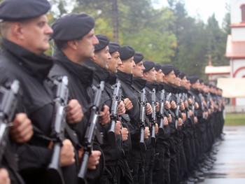 Foča: Taktičko - pokazna vježba MUP-a Srpske i Ministarstva pravde