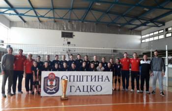 U slavu odbojke- Reprezentacija Srbije u Gacku