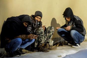 Policija čuva Hercegovce od naslinih migranata