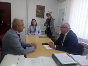 Milunović u Trebinju: Dobri uslovi u Domu penzionera, kapaciteti popunjeni