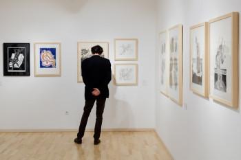 Културни центар: отворена изложба 'Поглед у центар'