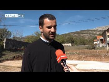 Berkovići: U toku gradnja Parohijskog doma (VIDEO)