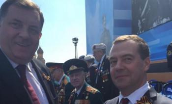 Dodik: Sa Medvedevim o gasifikaciji Srpske i neformiranju vlasti u BiH